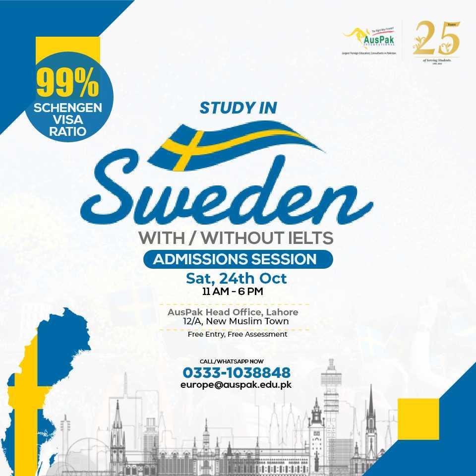 Sweden Event